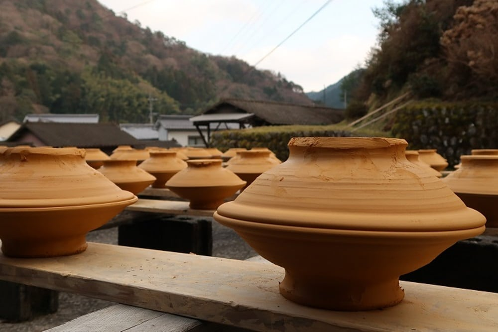 300年以上続く伝統の窯元の集落。小鹿田焼の里の魅力!