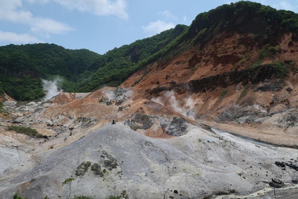 北海道・登別温泉を行く!地獄谷周辺めぐり