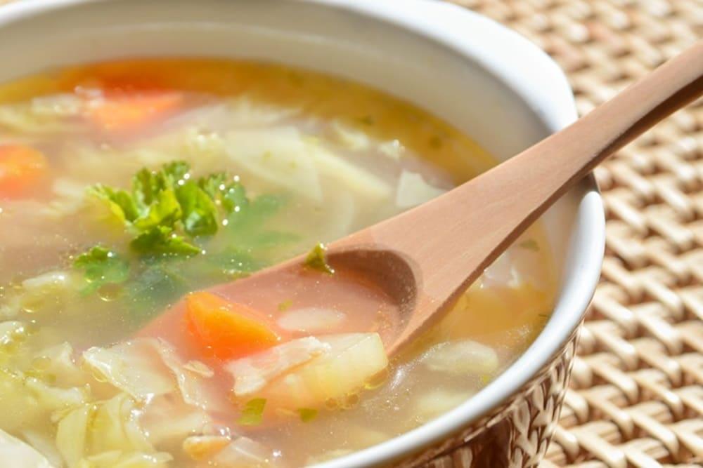 解禁!絶対に食べたくなる最強野菜スープの作り方をご紹介!!