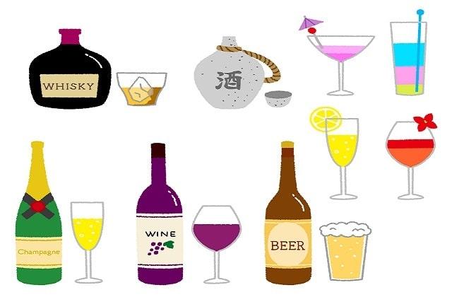 アルコールの糖質はどのくらいなのか?各種お酒の糖質を紹介!