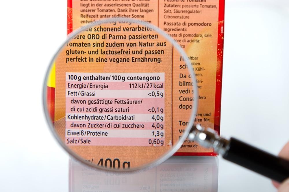 糖質の表示が無い?栄養成分表示の糖質を判断するポイント