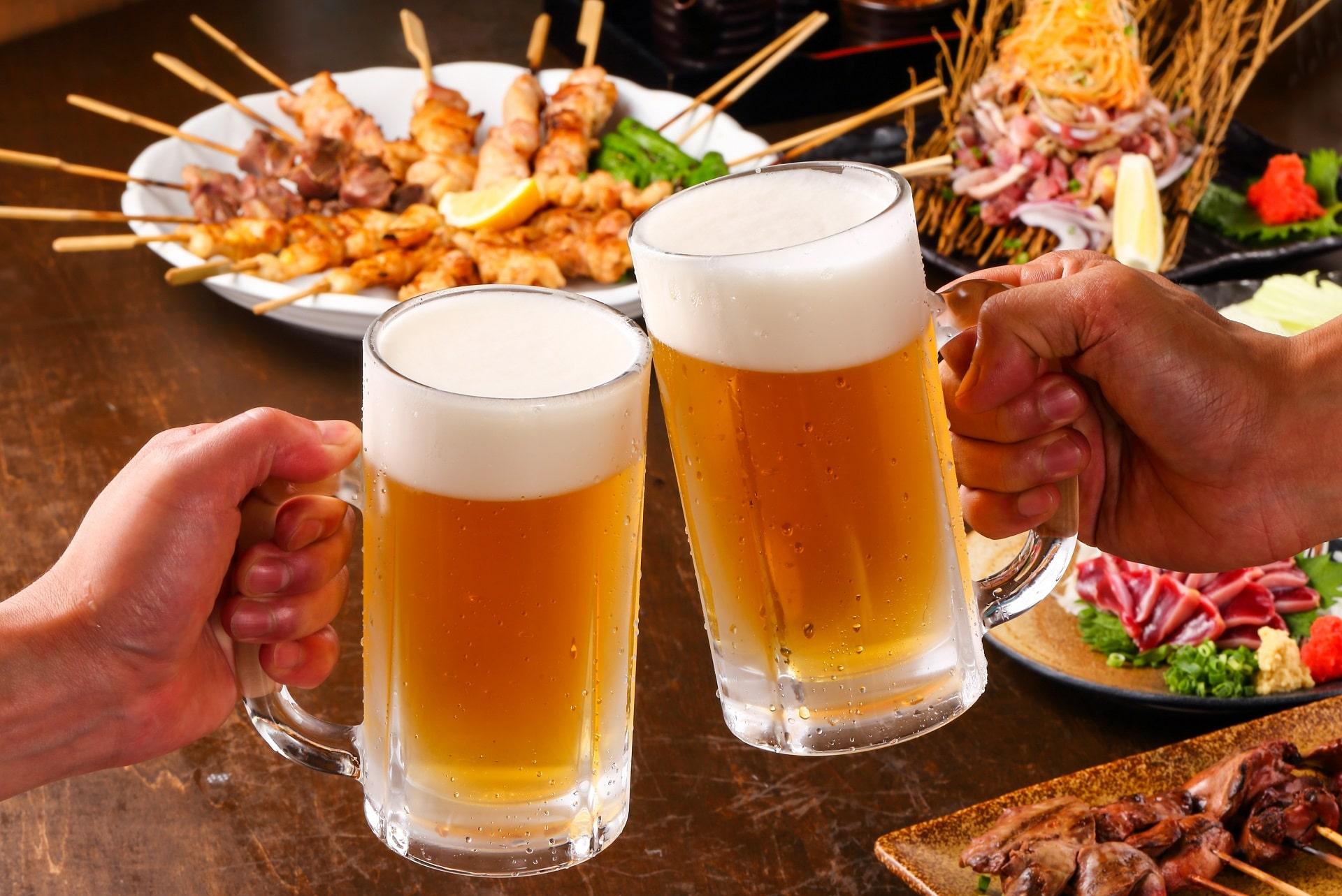 ビールは糖質高めだけど、それでも飲みたい人へのおすすめの飲み方