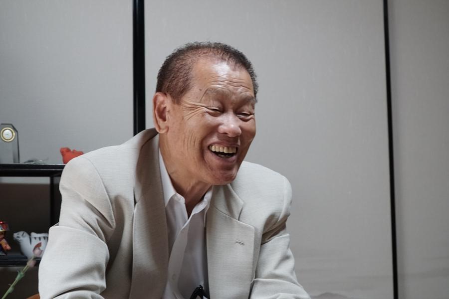 松本和男様 「好きなものを食べることができる幸せ」